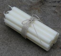 Chic Antique Świeca kremowa (47926-uniw)