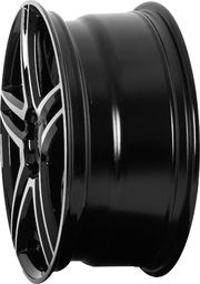 RC-Design RCD17 Black Polished 7.5x17 5x112 ET36