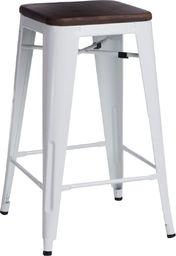 D2 Design Hoker Paris Wood 65cm biały sosna orzech
