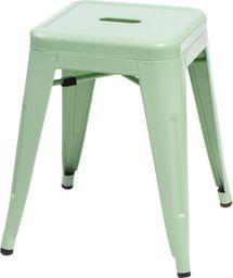 D2 Design Stołek Paris zielony