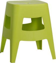 D2 Design Stołek Tower zielony