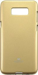 Mercury Goospery Etui Jelly Case Mercury SAMSUNG G955 S8+ złoty
