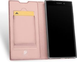 Dux Ducis Etui skin leather Sony L2 różowe