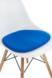 D2 Design Poduszka na krzesło Side Chair niebieska
