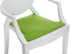D2 Design Poduszka na krzesło Royal jasnozielona