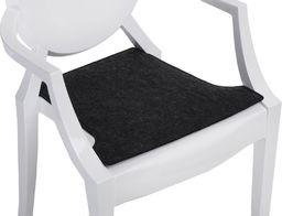 D2 Design Poduszka na krzesło Royal ciemnoszara