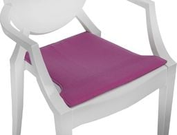 D2 Design Poduszka na krzesło Royal różowa