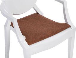 D2 Design Poduszka na krzesło Royal pomarańczowy melanż