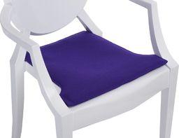 D2 Design Poduszka na krzesło Royal fioletowa