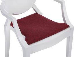 D2 Design Poduszka na krzesło Royal czerwony melanż