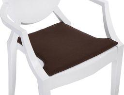 D2 Design Poduszka na krzesło Royal brązowa