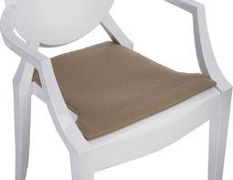 D2 Design Poduszka na krzesło Royal beżowa