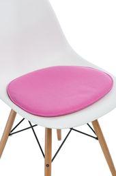 D2 Design Poduszka na krzesło Side Chair różowa