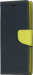 Mercury Goospery Etui Samsung Galaxy Note 8 N950 Mercury Goospery Fancy Diary pokrowiec z funkcją podstawki granatowy