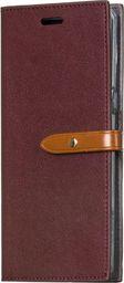 Mercury Goospery Etui Samsung Galaxy Note 8 N950 Mercury Goospery Romance Diary skórzany pokrowiec z klapką bordowy