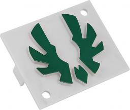 BitFenix Logo dla Shinobi Midi-Tower– zielone (BFC-SNB-150-GLOG-SP)