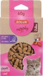 Zolux Przysmak dla kota Mooky Delies zakłaczenia 60g