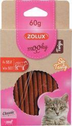 Zolux Przysmak dla kota Mooky Twigs z wołowiną 60 g