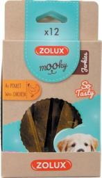 Zolux Przysmak MOOKY Puppy JERKIES z kurczakiem x 12