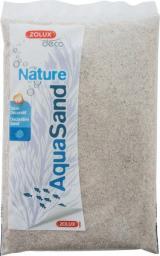 Zolux  Aquasand Nature kwarc drobnoziarnisty 1kg