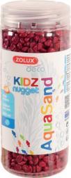 Zolux Żwirek Aquasand Kidz Nugget czerwony 500ml
