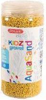 Zolux Żwirek Aquasand Kidz Gravel żółty 500ml