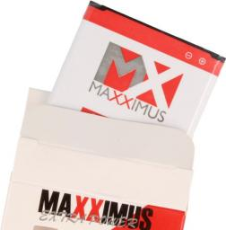 Bateria MAXXIMUS NOKIA 5800/ LUMIA 520/c3/ ASHA 200/X6-00 1600 LI-IO