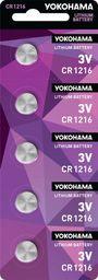 Yokohama Bateria CR1216 5szt.