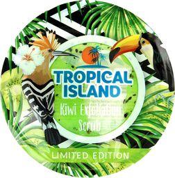 Marion Marion Tropical Island Maseczka żelowa Scrub do twarzy Kiwi 10g
