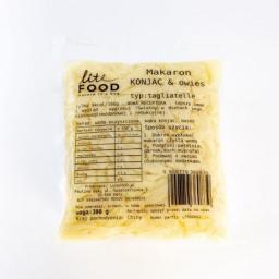 LIF Makaron Konjac & Owies Spaghetti 300g