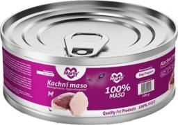 MARTYPET Karma mokra dla psa Monoprotein kaczka 100g