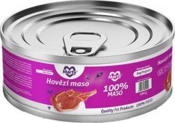 MARTYPET Karma mokra dla psa Monoprotein wołowina 100g