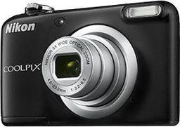 Aparat cyfrowy Nikon Nikon A10 Czarny + Etui