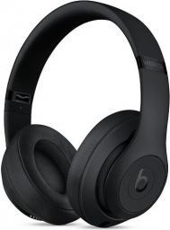 Słuchawki Apple Beats Studio3 Wireless czarne matowe (MQ562EE/A)