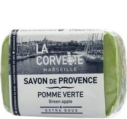 La Corvette Mydło Prowansalskie  Zielone jabłuszko 100g