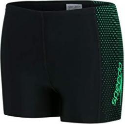 Speedo kąpielówki chłopięce Gala Logo black/green r. 140