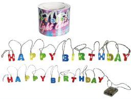 Lampka USB Kemis Lampki LED Happy Birthday
