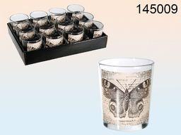 Kemis Świecznik Motyl beżowy (090.145009)
