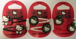 Kemis Spinki do włosów Hello Kitty