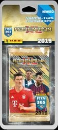 Panini Fifa 365 Adrenalyn XL Blister 5+1 2019