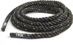 TRX Lina Treningowa czarna 3,8 cm x 15,24 m