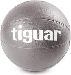 Tiguar Piłka lekarska szara 4 kg (TI-PL0004)