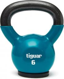 Tiguar Kettlebell niebieski 6 kg