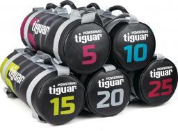 Tiguar Torba do ćwiczeń Powerbag 15 kg czarna