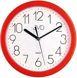 JVD Zegar ścienny JVD HP612.2 Cichy mechanizm