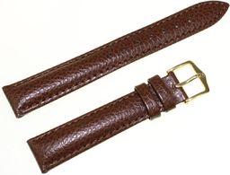 Hirsch Skórzany wodoodporny pasek do zegarka 16 mm HIRSCH Windsor 17500210-1-16