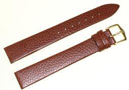 Hirsch Skórzany wodoodporny pasek do zegarka 16 mm HIRSCH Dakota XL 17820270-1-16
