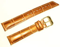 Hirsch Skórzany wodoodporny pasek do zegarka 16 mm HIRSCH Princess 02628178-1-16