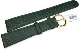 JVD Skórzany pasek do zegarka 20 mm JVD R00508-20P-G