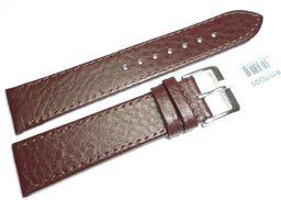 JVD Skórzany pasek do zegarka 20 mm JVD R15702-20